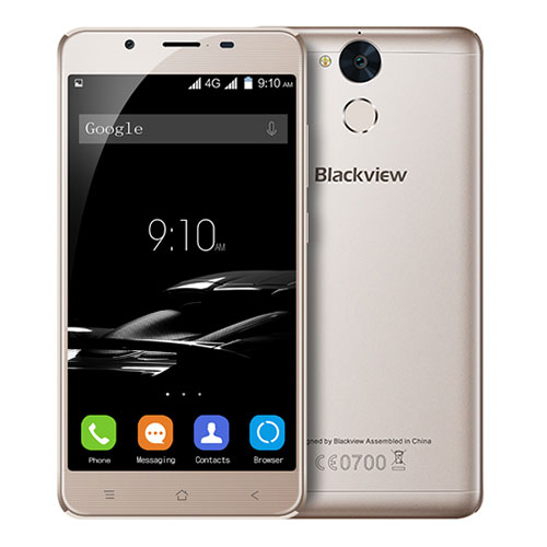 [BYBLE with CJ 2년약정] Blackview P2 64GB 4GB RAM LTE : 골드