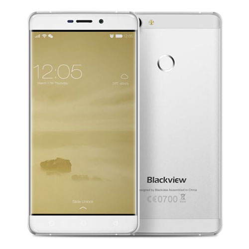[BYBLE with CJ 2년약정] Blackview R7 32GB 4GB RAM LTE : 실버
